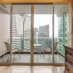 ให้เช่า คอนโด For rent The Infinity Condo ดิ อินฟินิตี้ คอนโดมิเนียม 272 ตรม. 272sqm. in the heart of Silom CBD Only one รูปเล็กที่ 3