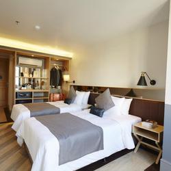 โรงแรมเปิดใหม่ ใจกลางกรุง ติดรถไฟฟ้า ราชเทวี รูปเล็กที่ 4