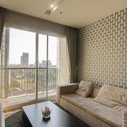 For rent  Siri at Sukhumvit Condo 2 bed 74 sqm. near BTS Thonglor very good price รูปเล็กที่ 2