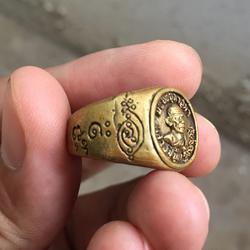 แหวนหลวงปู่ขุ้ยปี36ผิวหิ้ง