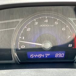 59 Honda Civic 1.8 S MNC (FD) ปี 2009 สีดำ  เกียร์ออโต้ รูปเล็กที่ 2