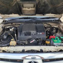 Toyota fortuner 3.0 4WD รูปเล็กที่ 6