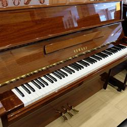 ประกาศขายเปียโนอัพไรท์ YAMAHA P116 สีไม้เดิมๆ สวยงามมากๆ รูปเล็กที่ 1