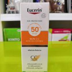 Eucerin Sun CC Acne Oil Control CC Cream 50 ML