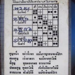 4730 รูปหลวงปู่นิล อิสสริโก หลังจารมือ วัดครบุรี อ.ครบุรี จ. รูปเล็กที่ 1