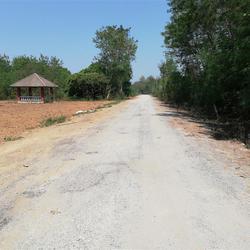 SRP01ขายที่สวน2-2-05.7ไร่ติดทางสาธารณประโยชน์ที่เชื่อมกับถนน รูปเล็กที่ 2