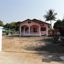 SS156ขายบ้านชั้นเดียวพร้อมที่ดิน0-2-09ไร่ติดทางสาธารณประโยชน รูปเล็กที่ 6