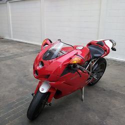 ขายรถมอเตอร์ไซต์  ducati  999s 2005 เขตสาทร กทม. รูปเล็กที่ 4