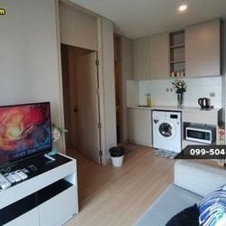 ให้เช่า คอนโด 2 ห้องนอน เครื่องใช้ครบครัน Lumpini Suite เพชรบุรี-มักกะสัน 43 ตรม. แถมยัง Built-In ทั้งห้องด้วยนะ รูปเล็กที่ 4