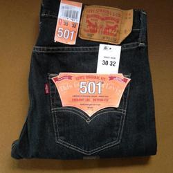 Levi's 501 มือหนึ่ง รูปเล็กที่ 1