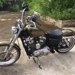 ขายมอเตอร์ไซค์ Harley Davidson seventy-two จังหวัดแพร่ รูปเล็กที่ 3