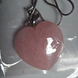 ขายหินรูปหัวใจเนื้อสีชมพู เรียกพลังความรัก รูปเล็กที่ 2