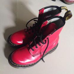 รองเท้า Dr Martens 1460 W Patent รูปเล็กที่ 1