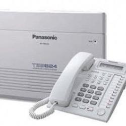ตู้สาขาโทรศัพท์ panasonic รุ่น KX-TES824BX 3 สายนอก 8 สายใน รูปเล็กที่ 1