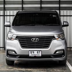 Hyundai H1 Touring โฉมปัจจุบัน ปี 2019 เลขไมล์ 30,000 กิโล รูปเล็กที่ 2