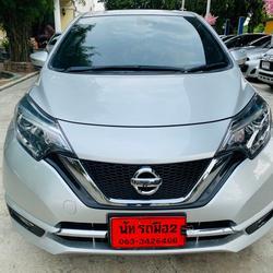 🌈ปี2020 Nissan Note 1.2  VLรุ่นTOP   🌈ไมล์แท้💯%  23,xxx กม. รูปเล็กที่ 2