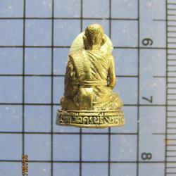 3418 พระรูปหล่อเล็กอุดกริ่งหลวงปู่นิล วัดครบุรี ปี 2536 ที่ร รูปเล็กที่ 3