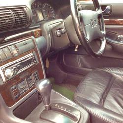 รถ AUDI A4 2.4 V6 รูปเล็กที่ 6