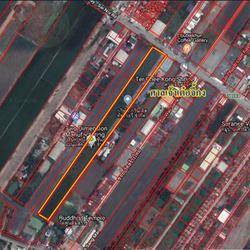 ขายที่ดินไทรน้อย 12 ไร่ เขตบางบัวทอง นนทบุรี ติดถนนบ้านกล้วย-ไทรน้อย เส้น 1013 อยู่ในเขตพื้นที่สีเหลือง เห รูปเล็กที่ 5
