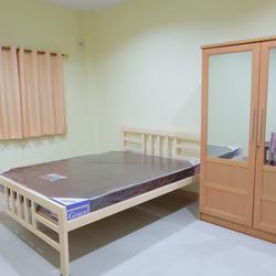 ห้องว่างให้เช่า หอพักสุขร่มไทร ใกล้บิ๊กซี จังหวัดลพบุรี รูปเล็กที่ 6