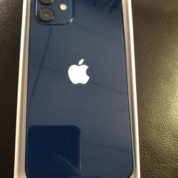 Iphone 12 256 gb สีน้ำเงิน แท้ ของใหม่  รูปเล็กที่ 4