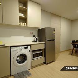 ให้เช่า คอนโด 2 ห้องนอน สะอาด สะดวก สบาย Lumpini Suite เพชรบุรี-มักกะสัน 43 ตรม. แถมยัง Built-In ทั้งห้องอีกนะ รูปเล็กที่ 4