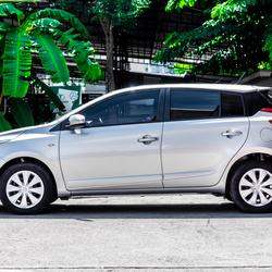 Toyota Yaris 1.2 E รูปเล็กที่ 6