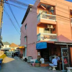 ให้เช่า อพาร์ทเม้นท์ หอพักตึกสีส้ม ขนาด 28 ตรว. พื้นที่ 112 ตรม. รูปเล็กที่ 1