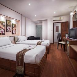 โรงแรมเคซี เพลส ประตูน้ำ (KC Place Hotel Pratunam) รูปเล็กที่ 2
