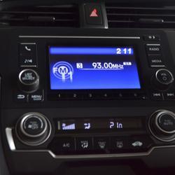 Honda Civic FC 1.8 E AT สีเทา เกียร์อัตโนมัติ ปี 2016 รูปเล็กที่ 2