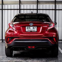 Toyota CHR HV Hi รุ่น Top สุด ปี 2019 เลขไมล์ 60,000 กิโล รูปเล็กที่ 5