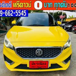 ❎2021 MG MG3 1.5  V Hatchback ❎ไมล์แท้💯% 20,xxx กม. รูปเล็กที่ 6