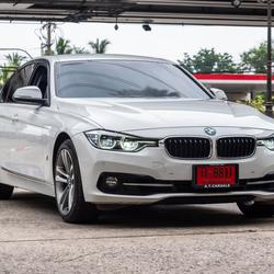 BMW All New Series3(F30) 330e M Sport Plug In Hybrid.2018 รูปเล็กที่ 5