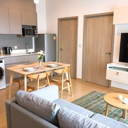 Whizdom Connect 2 bedrooms for rent  รูปเล็กที่ 5