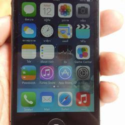 iphone4 16gb เครื่องโมเดลไทย การใช้งานปกติไม่ติดไอดีหรือรหัสอะไร รูปเล็กที่ 1