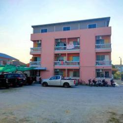 ให้เช่า อพาร์ทเม้นท์ หอพักตึกสีส้ม ขนาด 28 ตรว. พื้นที่ 112 ตรม. รูปเล็กที่ 4
