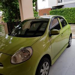 ขายรถเก๋ง Nissan March  2011 เขต ยานนาวา จังหวัด กทม. รูปเล็กที่ 3