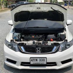 36 Honda Civic Fb 1.8s ปี 2015 สีขาว เกียร์ออโต้ รูปเล็กที่ 5