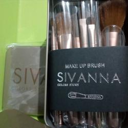 SIVANNA Colors Story Brush Make Up รูปเล็กที่ 1