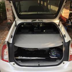 ขายรถยนต์ Toyota Prius ลำลูกกา ปทุมธานี รูปเล็กที่ 5