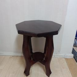 ชั้นวางของ+เก้าอี้ไม้ มือ2 รูปเล็กที่ 3