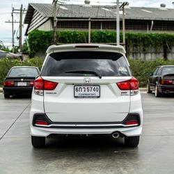 รถบ้านเดิมๆ ปี 2017 HONDA MOBILIO1.5 RS SUV 7ที่นั่ง  รูปเล็กที่ 3