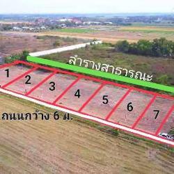 ขาย  ที่ดิน ที่สวยทำเลดี ที่ดินแบ่งขาย 100ตรว  ที่ดินสวยที่คุณสามารถเป็นเจ้าของได้ รูปเล็กที่ 1