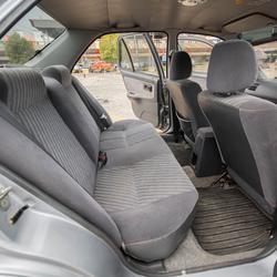 รถบ้าน ปี 2001 Honda City 1.5EXI เบนซิน สีเทา รูปเล็กที่ 5