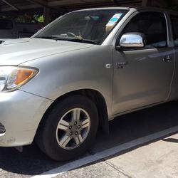 2007 TOYOTA  VIGO CAB 2.5 E รูปเล็กที่ 3