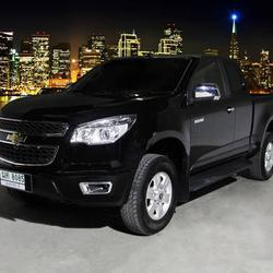 CHEVROLET #2ฒข2956 COLORADO NEW X-CAB 2.5 LT Z71 ( ABS - AIRBAG 2) รูปเล็กที่ 1