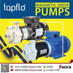Tapflo CTX-I Centrifugal pumps ปั๊มเคมีเข้มข้นประสิทธิภาพสูง รูปเล็กที่ 1