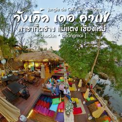 Jungle De Cafe Kuet Chang จังเกิ้ล เดอ คาเฟ่ สาขา กึ๊ดช้าง รูปเล็กที่ 1