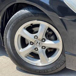59 Honda Civic 1.8 S MNC (FD) ปี 2009 สีดำ  เกียร์ออโต้ รูปเล็กที่ 5