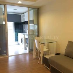 For Rent The Kris 7 Condo at MRT Suthisarn 1 Bed   รูปที่ 1